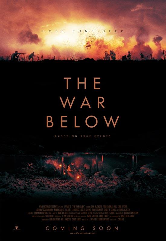 دانلود فیلم The War Below 2020