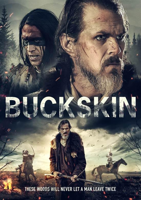 دانلود فیلم Buckskin 2021