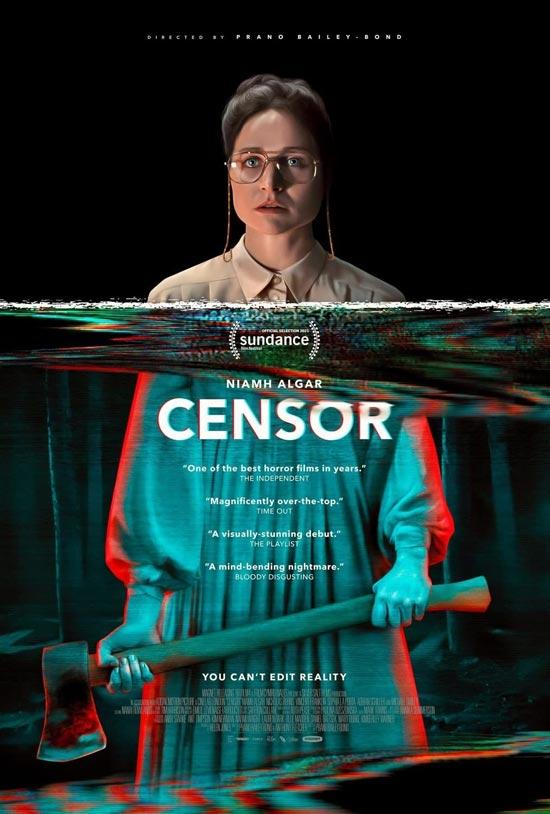 دانلود فیلم Censor 2021