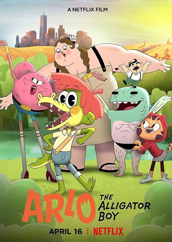 دانلود انیمیشن Arlo the Alligator Boy 2021