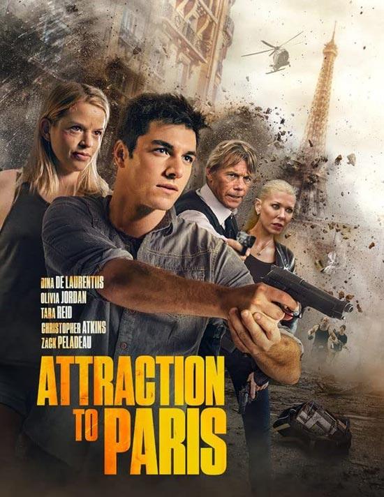 دانلود فیلم Attraction to Paris 2021