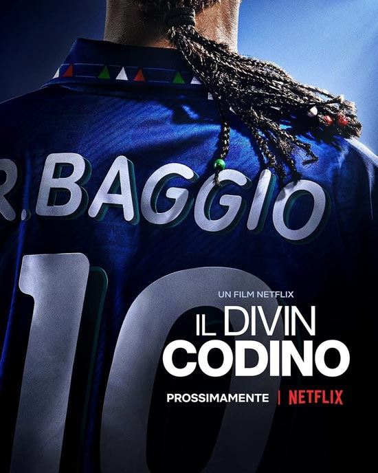 دانلود فیلم Baggio The Divine Ponytail 2021