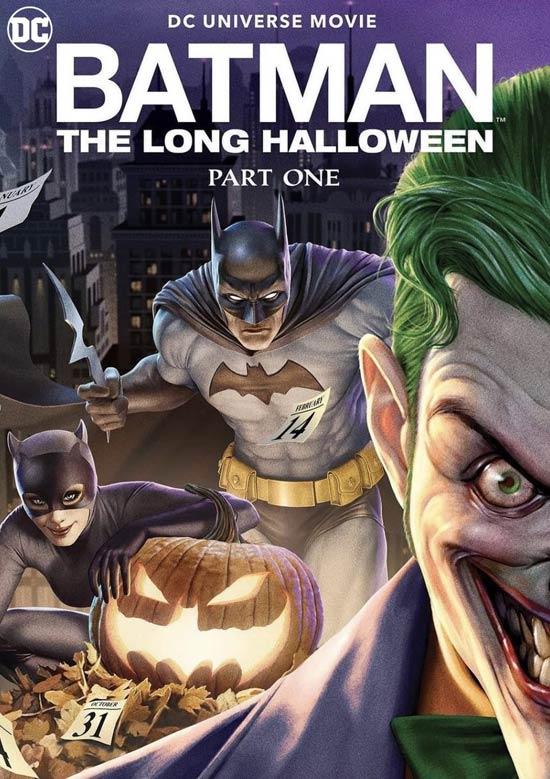 دانلود انیمیشن Batman: The Long Halloween 2021