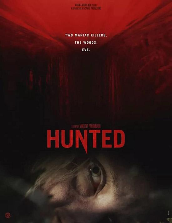 دانلود فیلم Hunted 2020