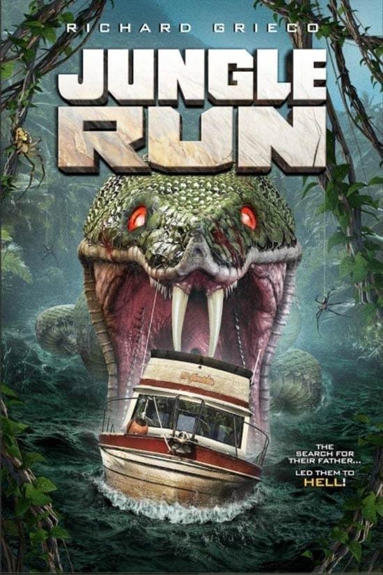 دانلود فیلم Jungle Run 2021