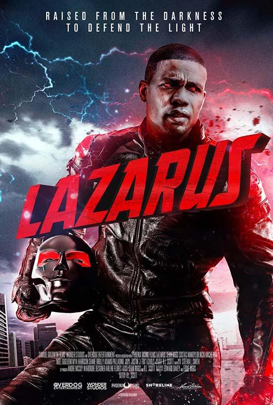 دانلود فیلم Lazarus 2021