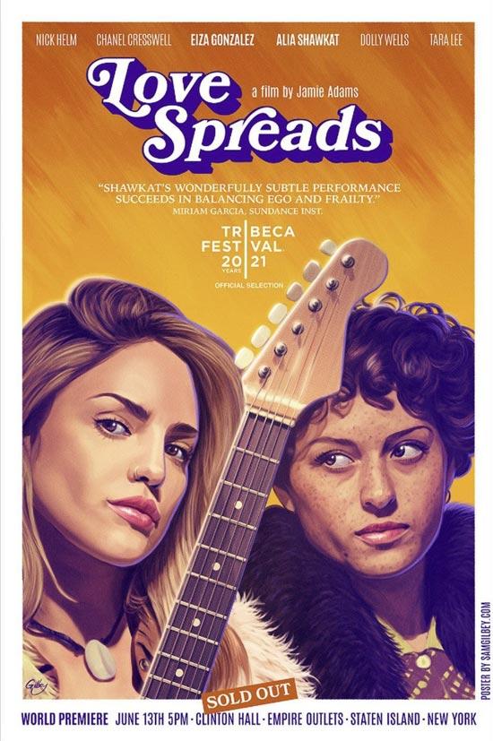 دانلود فیلم Love Spreads 2020