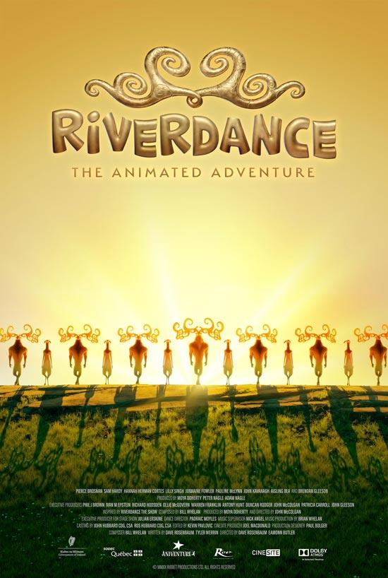 دانلود انیمیشن Riverdance The Animated Adventure 2021