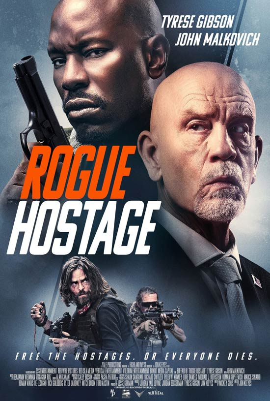 دانلود فیلم Rogue Hostage 2021