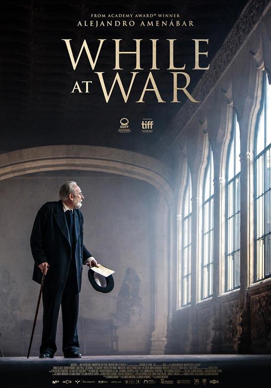 دانلود فیلم While at War 2019