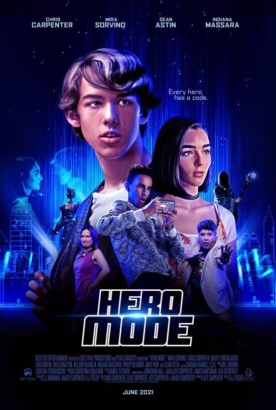 دانلود فیلم Hero Mode 2021