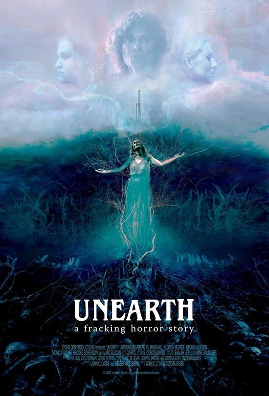 دانلود فیلم Unearth 2020
