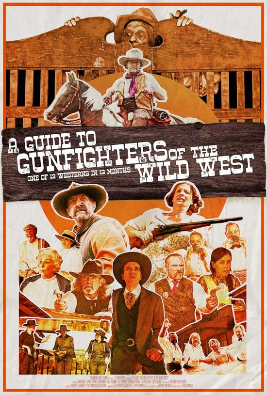دانلود فیلم A Guide to Gunfighters of the Wild West 2021