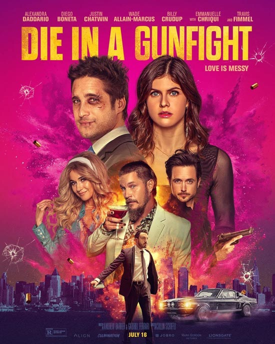 دانلود فیلم Die in a Gunfight 2021