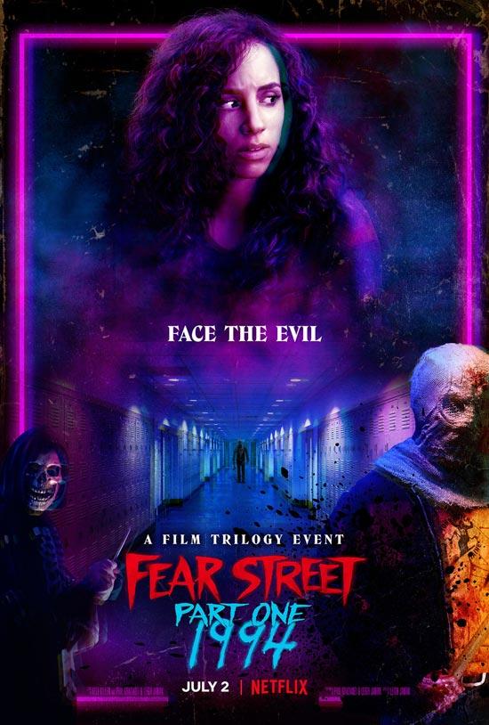 دانلود فیلم Fear Street Part 1: 1994 2021