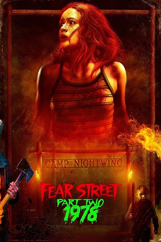 دانلود فیلم Fear Street: Part Two 1978 2021