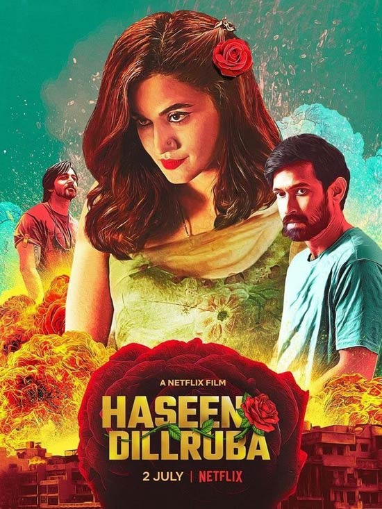 دانلود فیلم Haseen Dillruba 2021