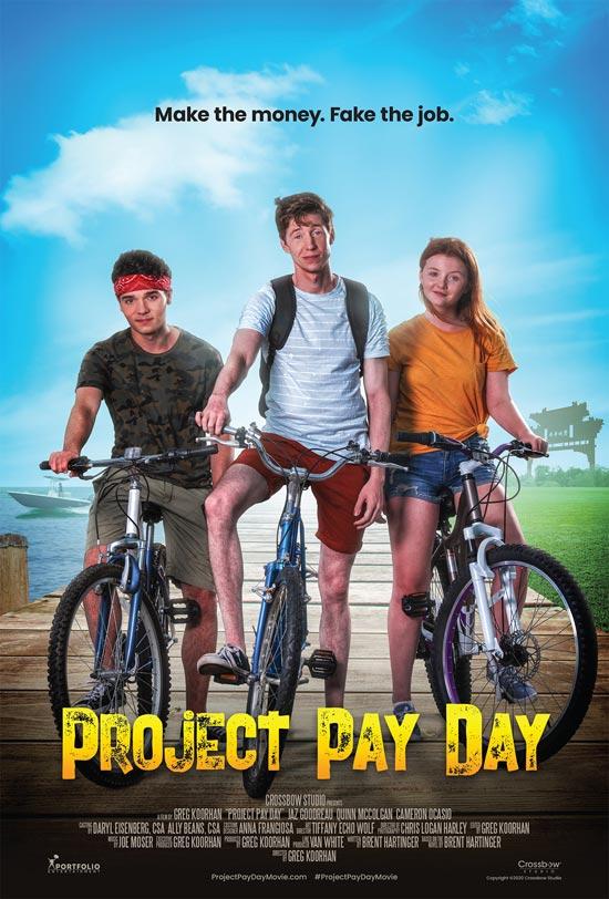 دانلود فیلم Project Pay Day 2021