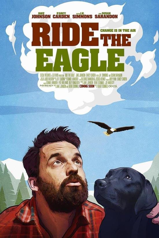 دانلود فیلم Ride the Eagle 2021
