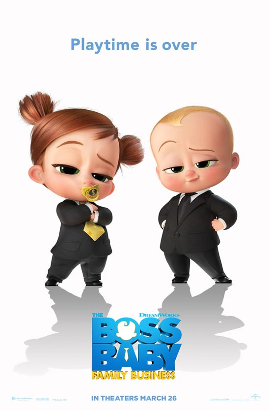 دانلود انیمیشن The Boss Baby: Family Business 2021
