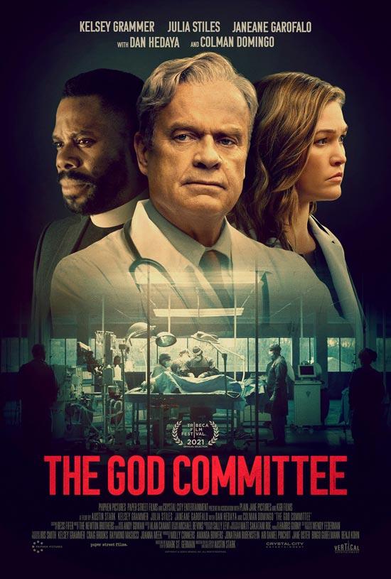 دانلود فیلم The God Committee 2021