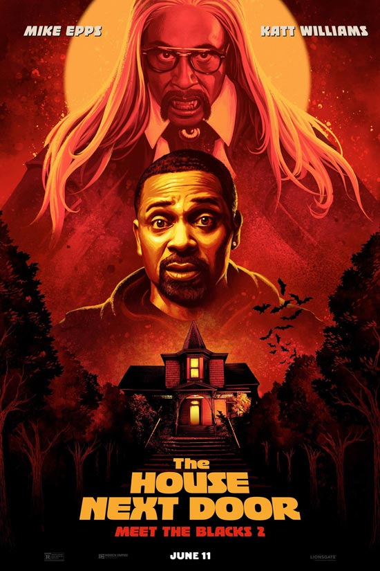 دانلود فیلم The House Next Door: Meet the Blacks 2 2021