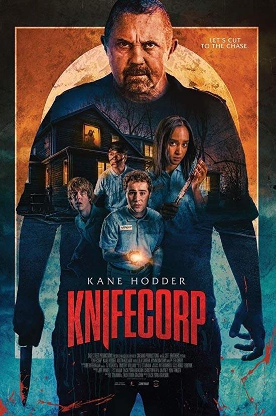 دانلود فیلم Knifecorp 2021