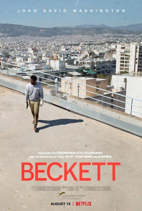 دانلود فیلم Beckett 2021