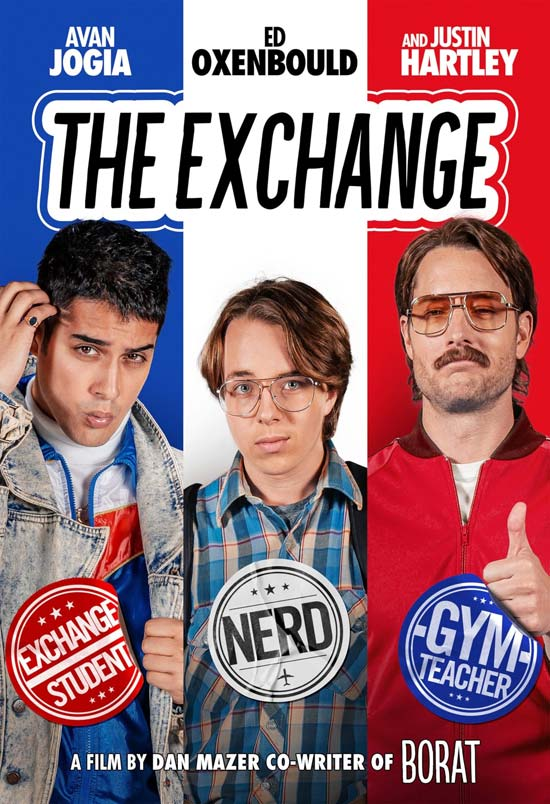 دانلود فیلم The Exchange 2021