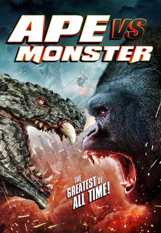 دانلود فیلم Ape vs Monster 2021