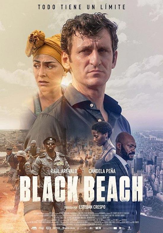 دانلود فیلم Black Beach 2020