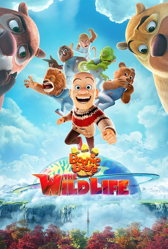 دانلود انیمیشن Boonie Bears: The Wild Life 2020