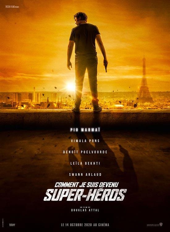 دانلود فیلم How I Became a Super Hero 2020
