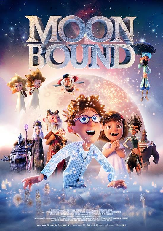 دانلود انیمیشن Moonbound 2021