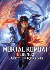 دانلود انیمیشن Mortal Kombat Legends: Battle of the Realms 2021