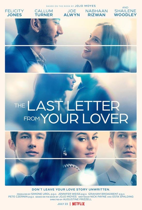دانلود فیلم The Last Letter from Your Lover 2021