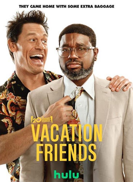 دانلود فیلم Vacation Friends 2021