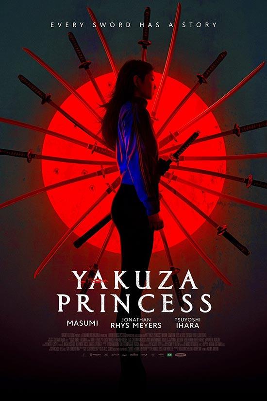 دانلود فیلم Yakuza Princess 2021