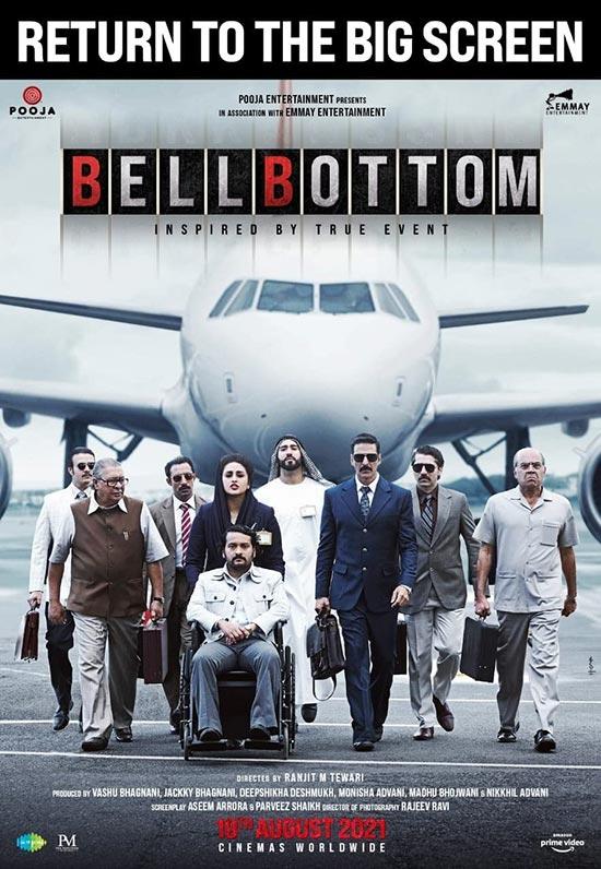 دانلود فیلم Bellbottom 2021