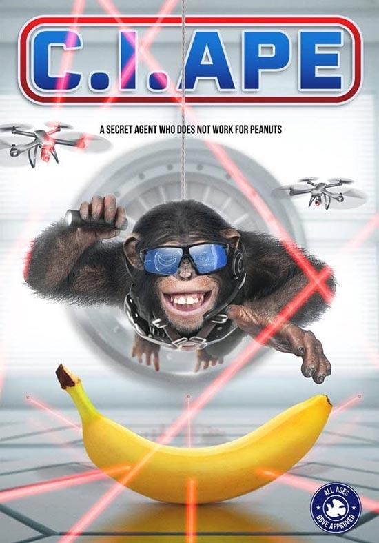 دانلود فیلم C.I.Ape 2021
