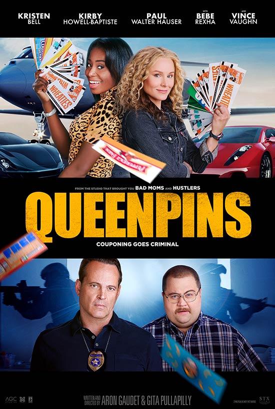 دانلود فیلم Queenpins 2021