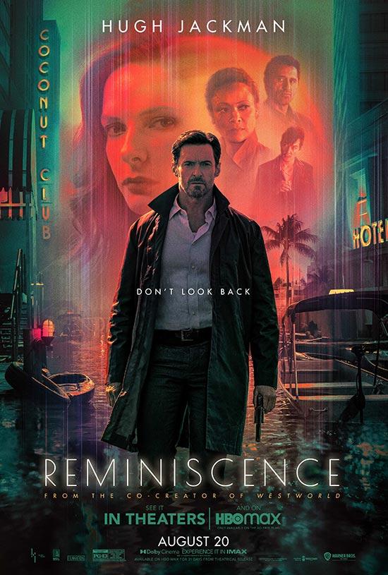 دانلود فیلم Reminiscence 2021