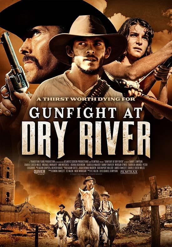 دانلود فیلم Gunfight at Dry River 2021