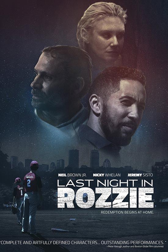 دانلود فیلم Last Night in Rozzie 2021