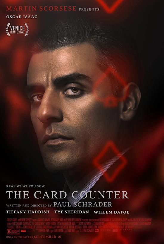 دانلود فیلم The Card Counter 2021