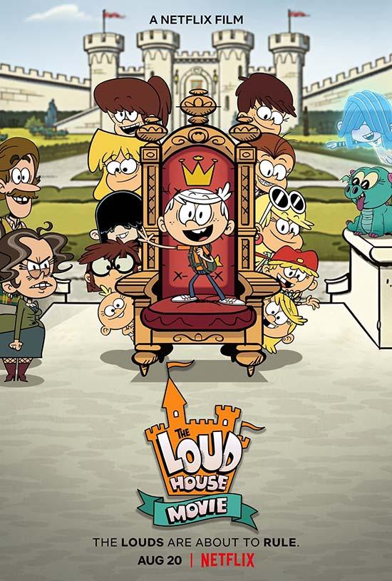 دانلود انیمیشن The Loud House 2021