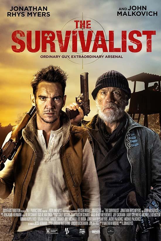 دانلود فیلم The Survivalist 2021